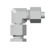 Adjustable Elbow Fittings with Swivel Nut