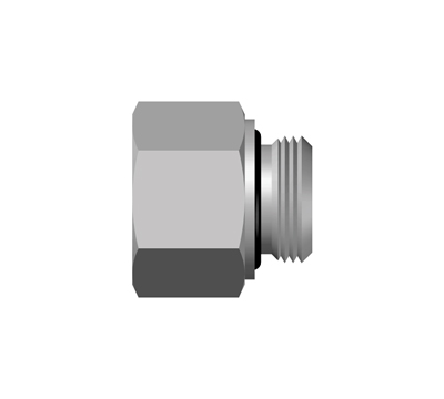 PN-Parallel Male/Female Reducing Adapter