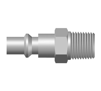 MALE PLUG, BSPT and NPT Pipe Thread