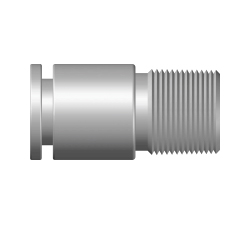 PIF-Key Way Compact Taper Male Connector