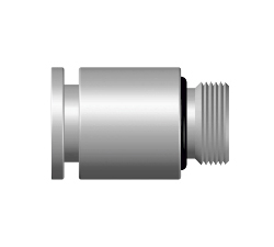 PIF-Key Way Parallel Male Connector