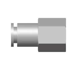 PIF-Parallel Female Connector