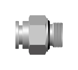 PIF-Parallel Male Connector