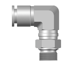PIF-Parallel Male Swivel Elbow
