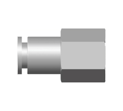 PIF-Taper Female Connector
