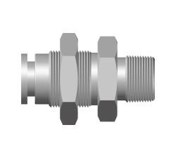 PIF-Taper Male Bulkhead Connector