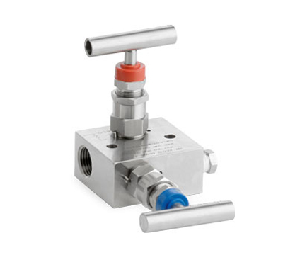 MANIFOLD VALVES : SERIES - MFV2 (Two Way)