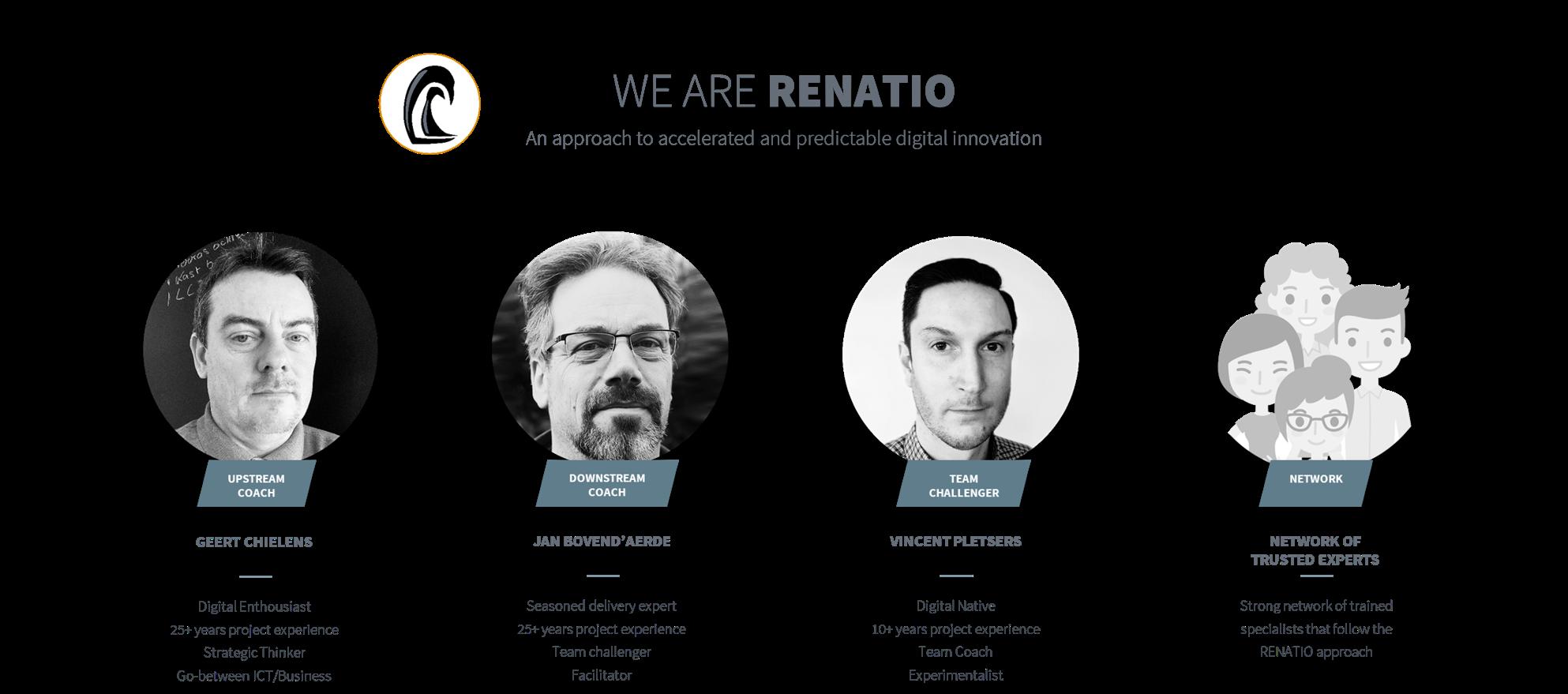 we are renatio