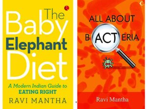 Ravi Mantha Books