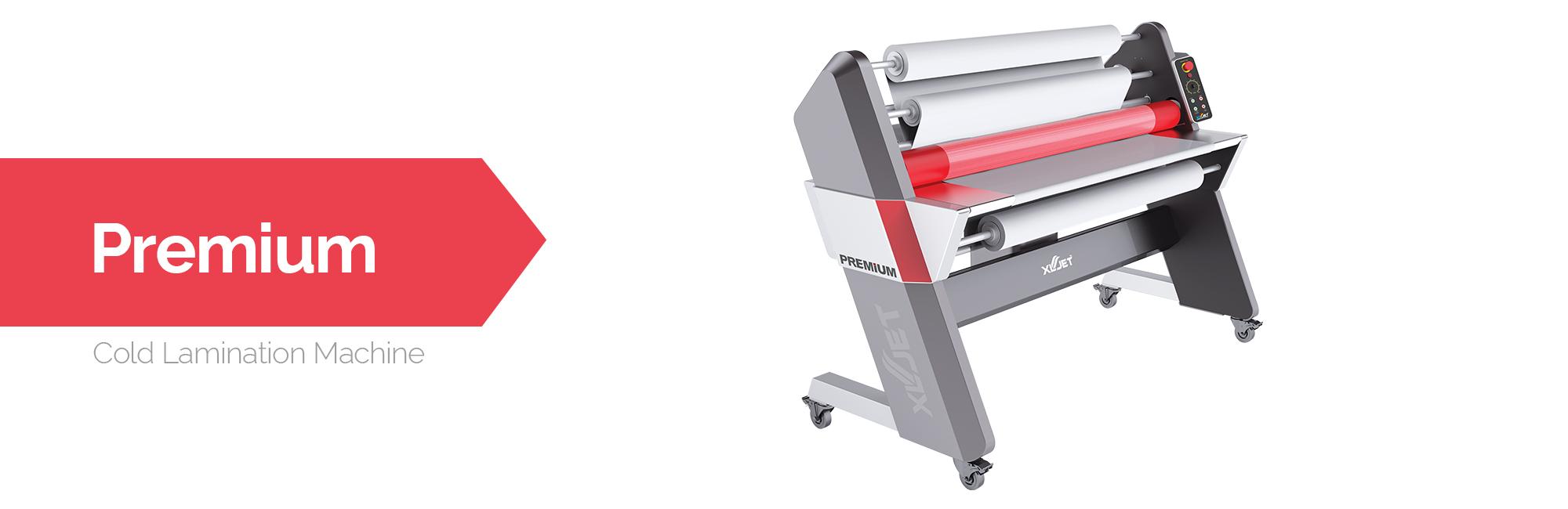 xljet lamination machine, lamination machines, b&r digitals