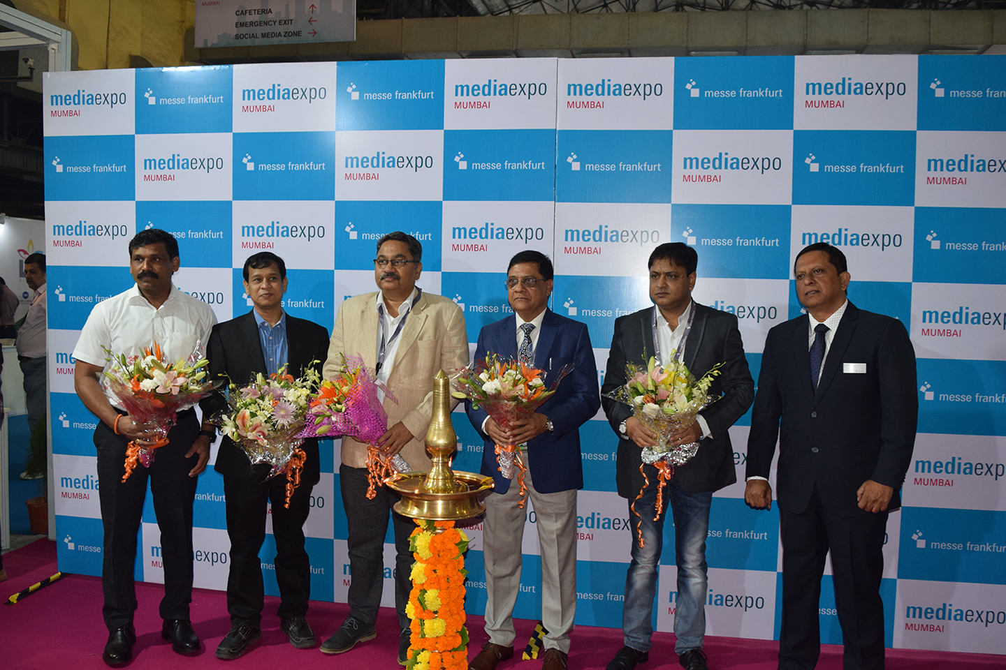 xljet, lamination machine, B&R Digitals, media expo, rajeev bhaskaran