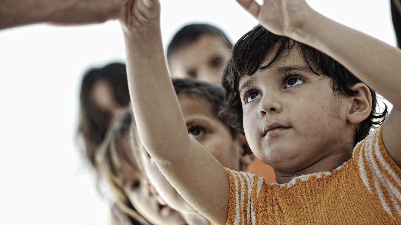 Child refugee