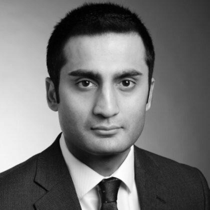 Mr Billal Malik, Lawyer
