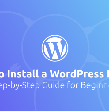 ti install the plugins to wordpress blog