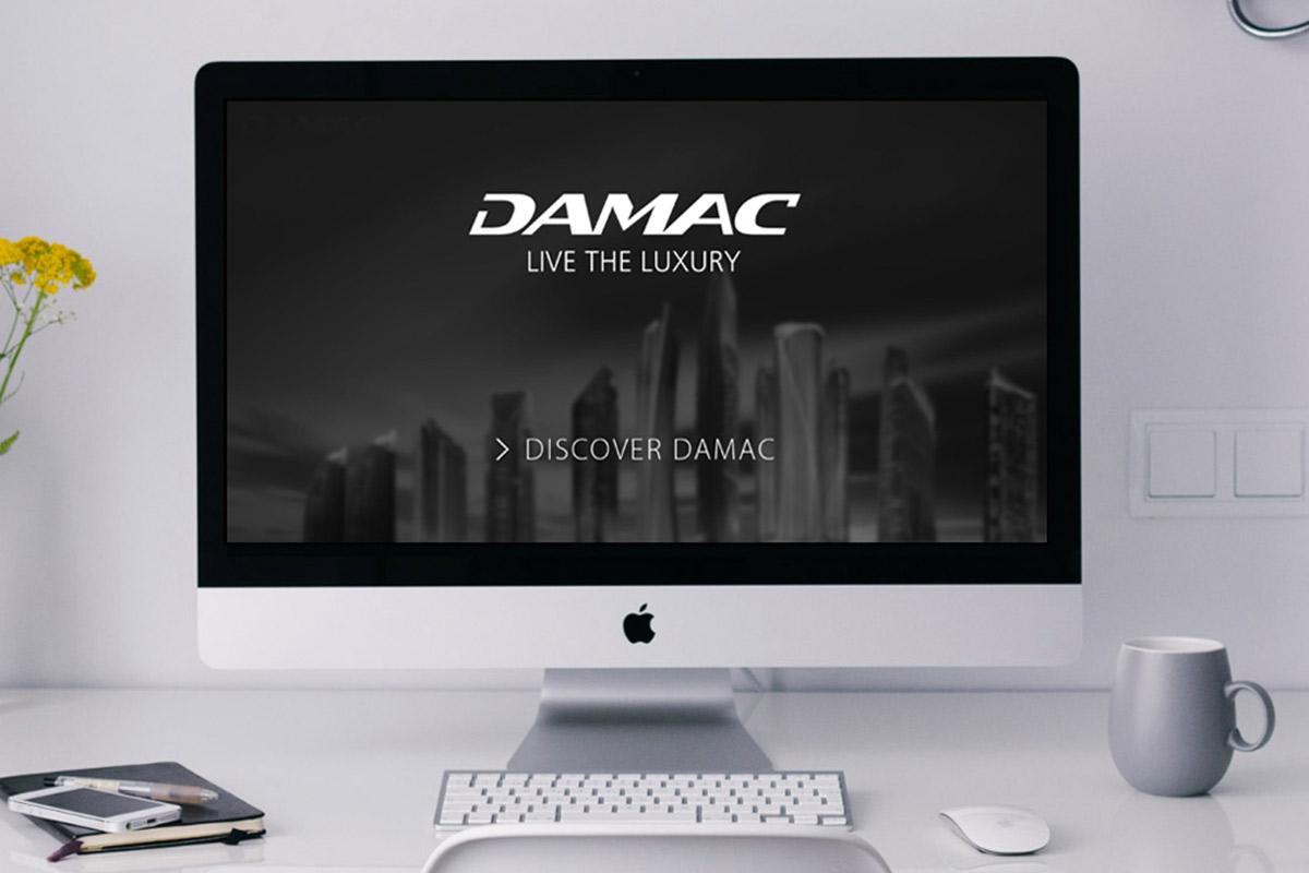 DAMAC Interactive catalog