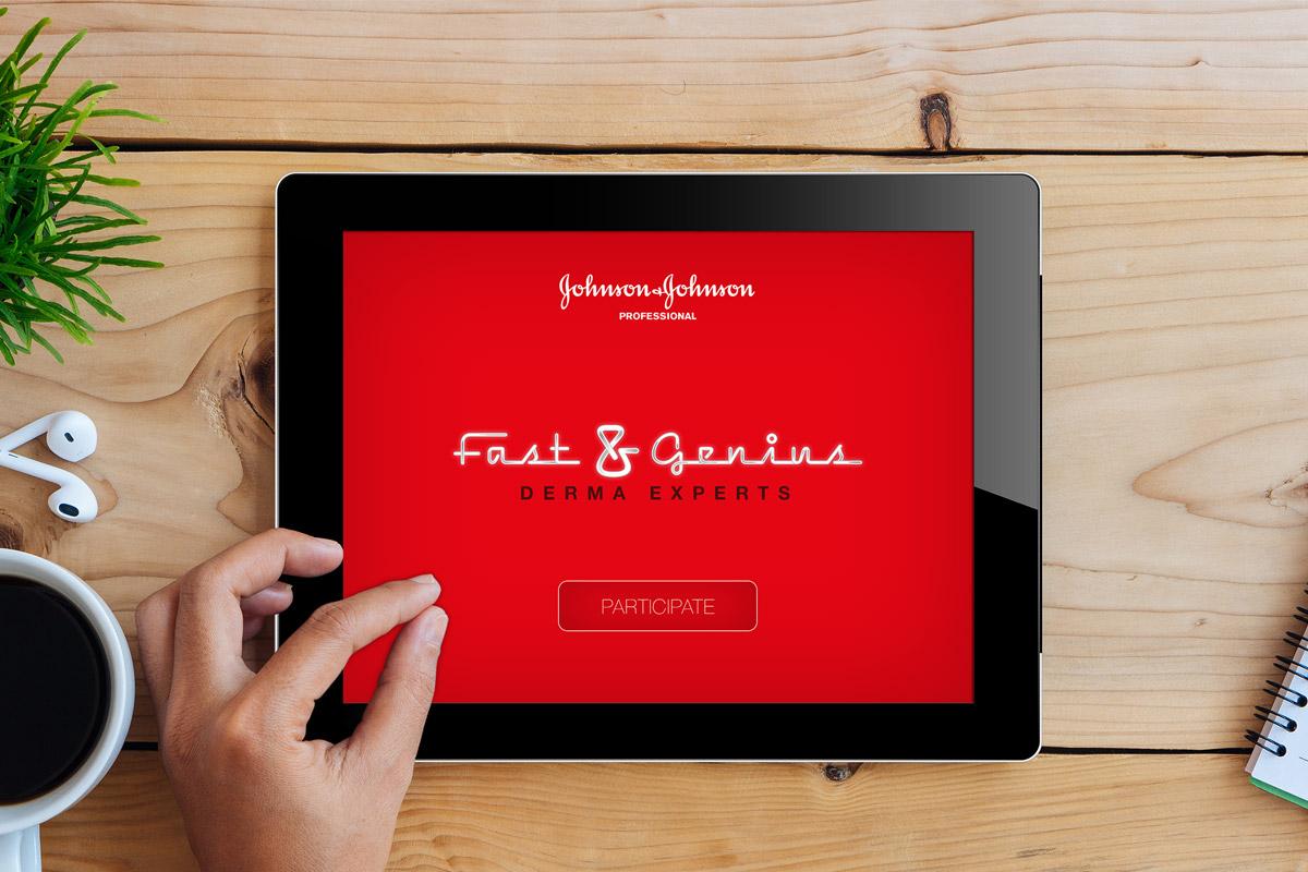 J&J iPad app