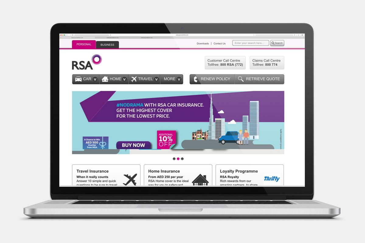 RSA website