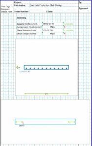 Concrete Protection Slab Spreadsheet3