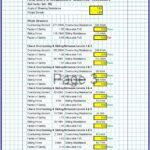Stone Masonry Retaining Wall Design Spreadsheet 3