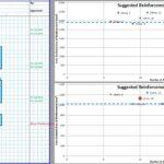 Strap Footing Design Excel Sheet1