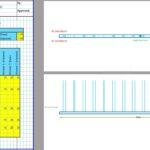 Strip Footing Design Excel Spreadsheet1