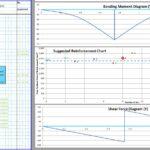 Strip Footing Design Excel Spreadsheet4