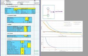 Bracing Connection Design Spreadsheet - CHS 1