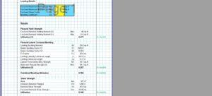 Steel Beam Design Spreadsheet - AISC W Section2