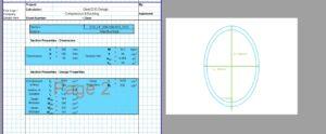 Steel Column Design Spreadsheet - EHS2