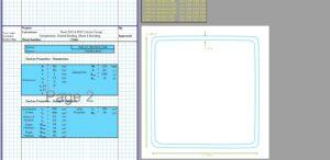 Steel Column Design Spreadsheet - RHS2