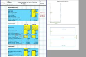 Masonry Wall Design Spreadsheet 05