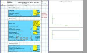 Reinforced Masonry Wall Design Spreadsheet 07