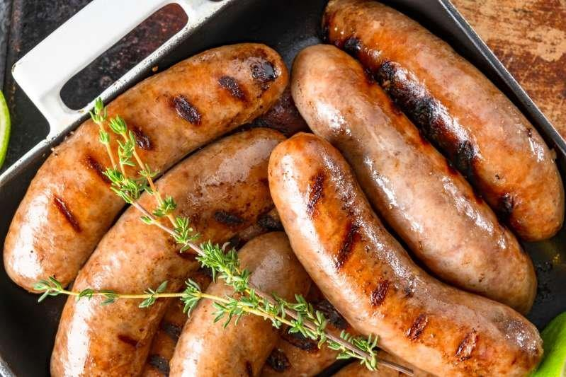 How to Grill Sausages Over Gas or Charcoal
