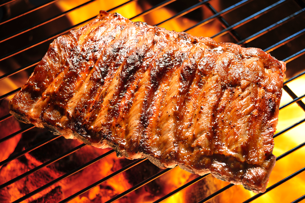 Learn How to Grill Pork Ribs
