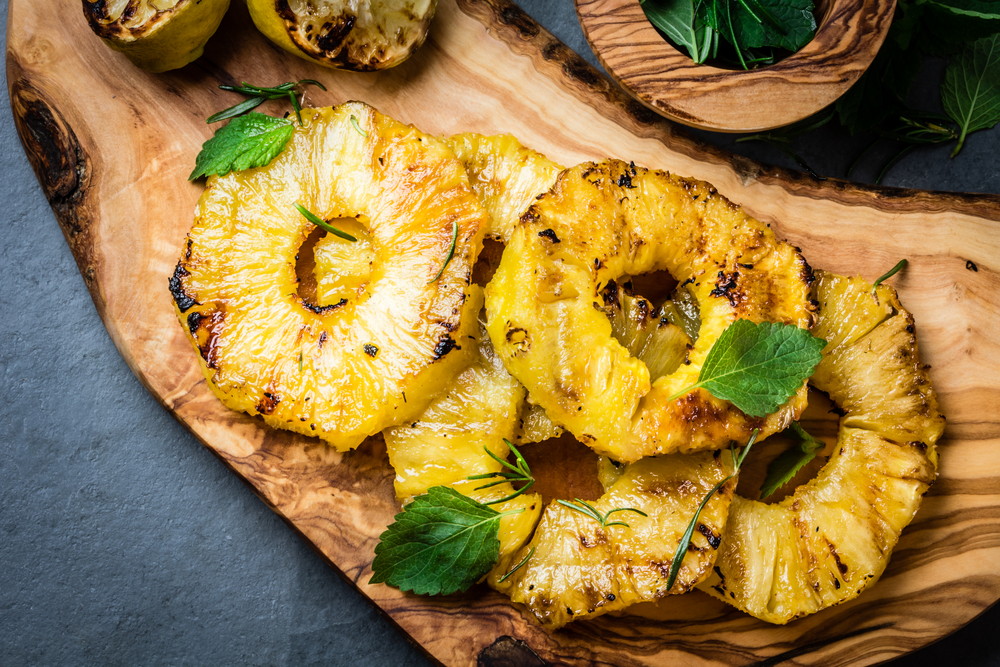 How to Grill Pineapple – A Favorite Side Dish to Make all Summer Long