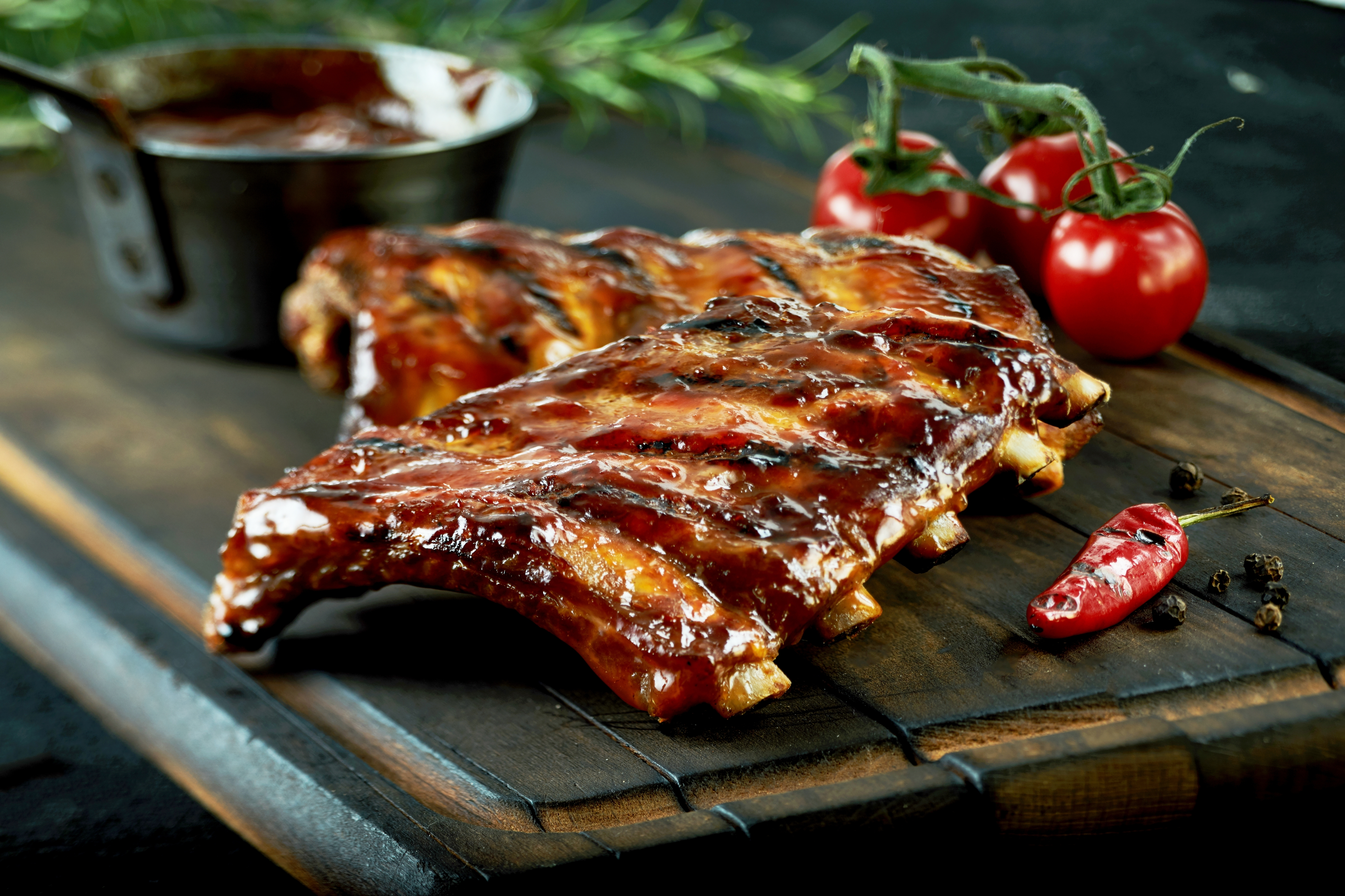 How to Grill Ribs – Well Textured and Smoky