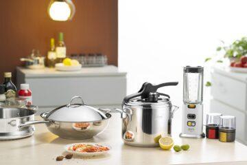 Stainless Steel Kitchen Gadgets