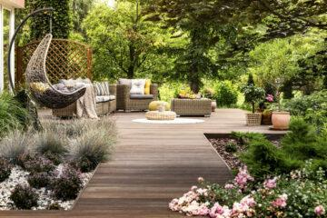 Can Rattan Garden Furniture Stay Outside?