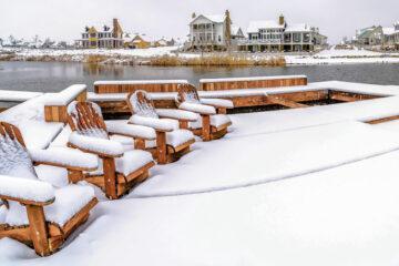 Are Adirondack Chairs Weatherproof?