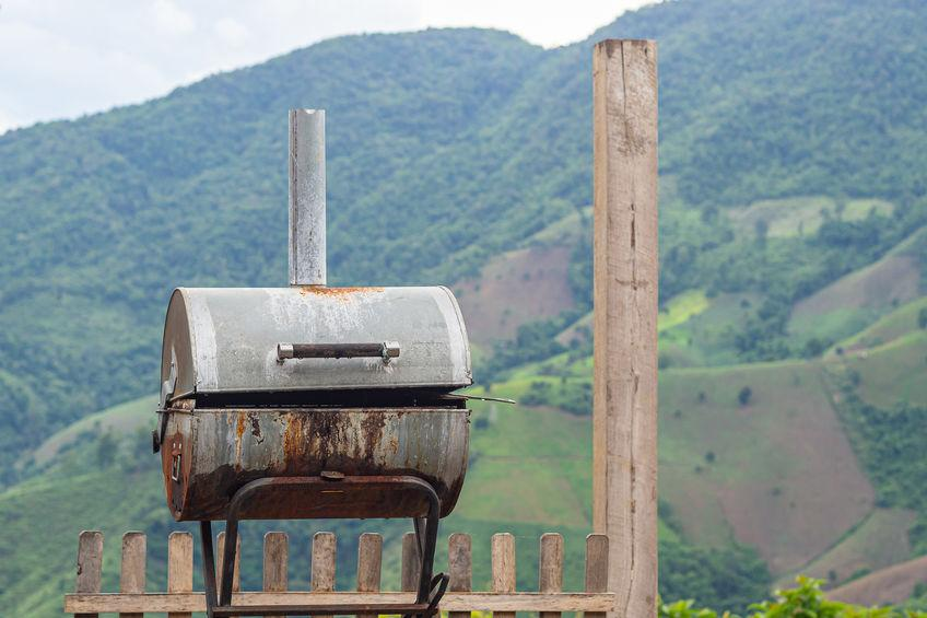 Is There a Rust Proof Grill?