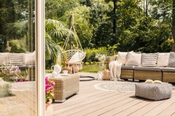 Is Wicker or Rattan Better for Outdoor Furniture?