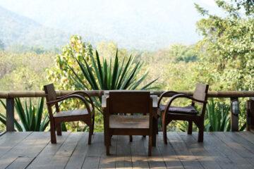 How Long Will Teak Furniture Last Outside?