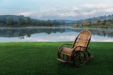Most Comfortable Outdoor Rocking Chair