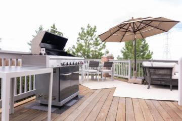 Should I Cover My Outside Grill?