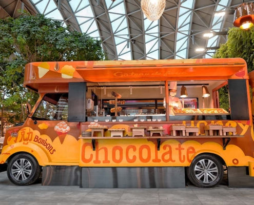 Botanica Dessert truck