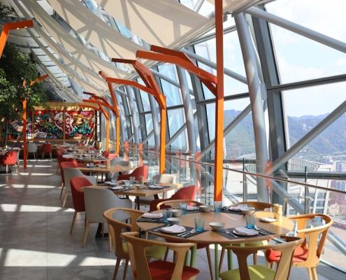 Botanica Restaurant INdulge
