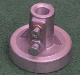 Spin motor Coupler suitable for L.G. , Samsung (ALUMINIUM)