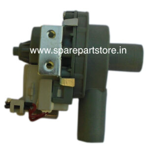 Drain pump for front load washing machine