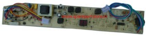 PCB FOR VIDEOCON TOP LOAD FULLY AUTOMATIC WASHING MACHINE 4 BUTTON
