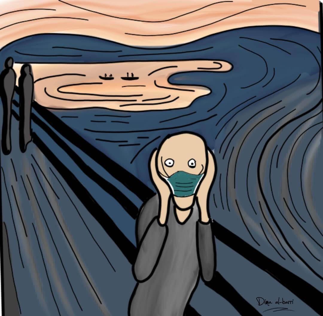 05: Cartoon by Dima al-Barri